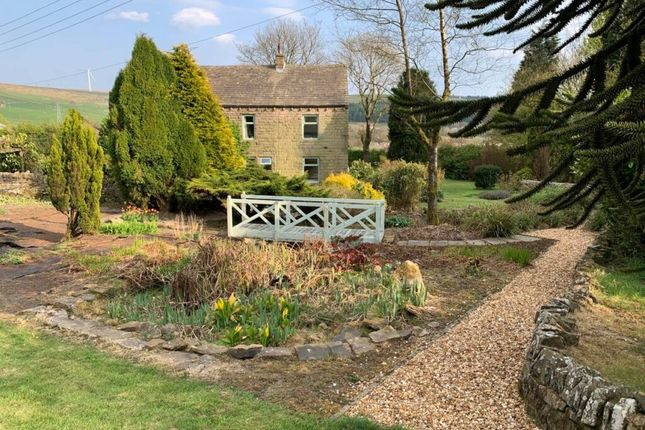 Thumbnail Detached house for sale in Higher Old Clough Farm, Weir, Rossendale