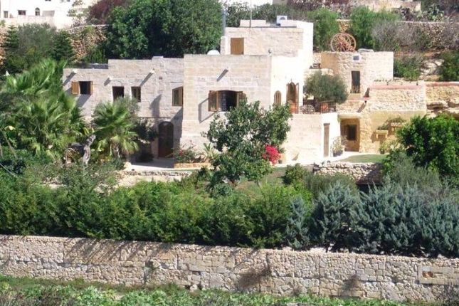 Thumbnail Property for sale in Ir-Razzett Tal-Palazz, Bahrija, South Eastern District, Malta