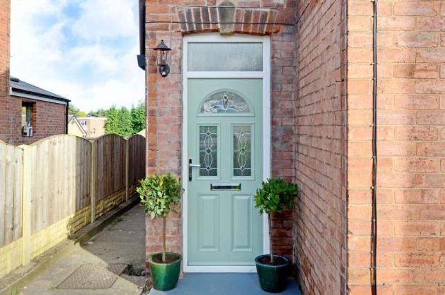 Thumbnail Semi-detached house for sale in Cuttholme Road, Chesterfield, Derbyshire