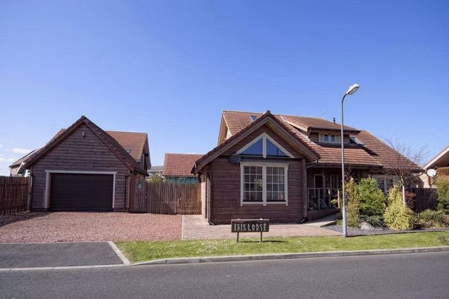 Thumbnail Detached house for sale in Chevington Green, Morpeth