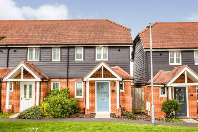 1 bed end terrace house for sale in Applin Road, Bishopdown, Salisbury SP1