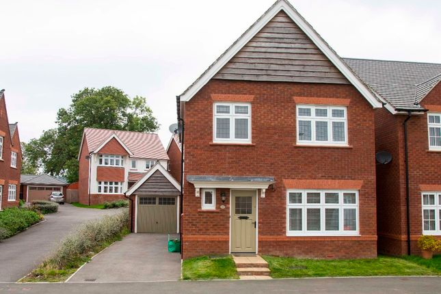 Thumbnail Detached house for sale in Primrose Walk, Manor View, Trelewis