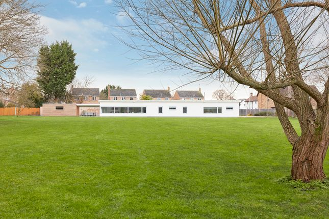 Thumbnail Detached bungalow for sale in Chapel Lane, Fowlmere, Royston