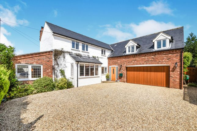 Thumbnail Detached house for sale in Church Lane, South Wootton, Kings Lynn, Norfolk