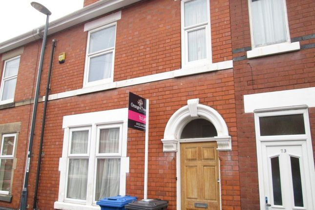 Thumbnail Property to rent in Stanley Street, Derby