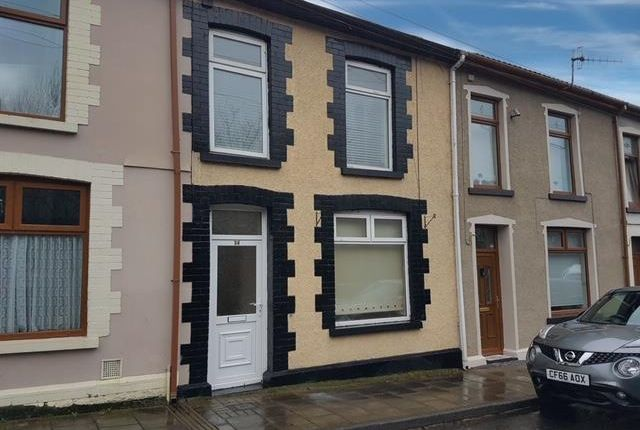 3 bed property to rent in Harcourt Terrace, Penrhiwceiber, Mountain Ash CF45