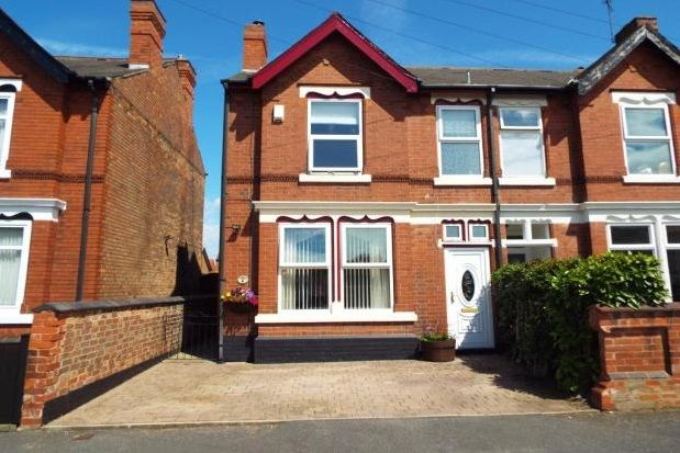Thumbnail Semi-detached house to rent in Ingham Road, Long Eaton