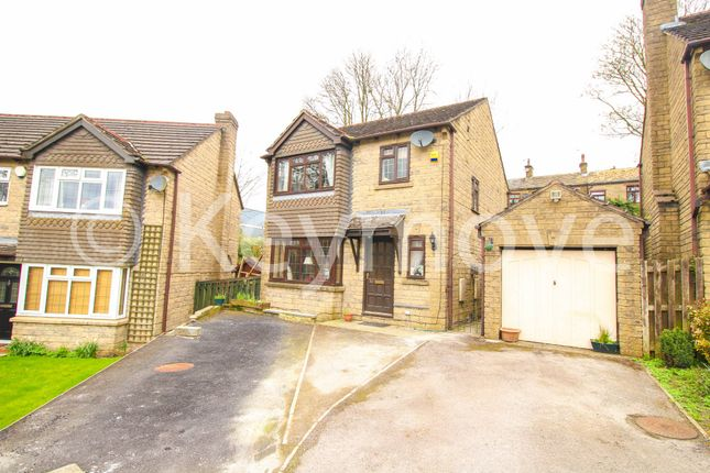 Thumbnail Detached house for sale in Cheriton Drive, Queensbury, Bradford