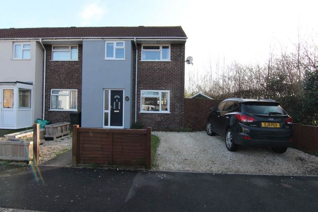 Thumbnail Property to rent in Tiverton Gardens, Worle, Weston-Super-Mare
