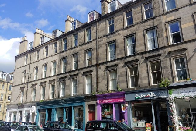 Thumbnail Flat to rent in Haymarket Terrace, West End, Edinburgh