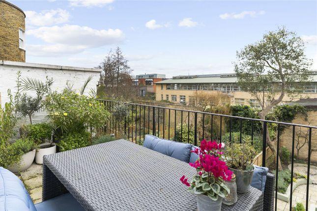 Roof Terrace of Highbury Place, Highbury, London N5