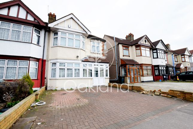 Thumbnail Semi-detached bungalow to rent in Eastern Avenue, Ilford
