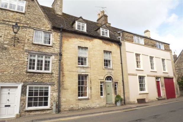 Thumbnail Property to rent in Silver Street, Tetbury