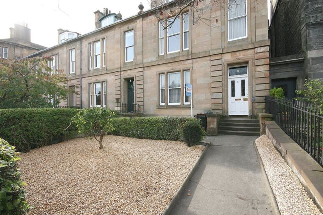 Thumbnail Town house to rent in Inverleith Row, Edinburgh