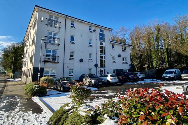 Thumbnail Flat for sale in Littlemill Court, Bowling, West Dunbartonshire