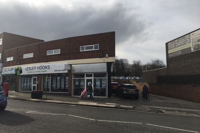 Thumbnail Retail premises to let in Church Road, Bebington