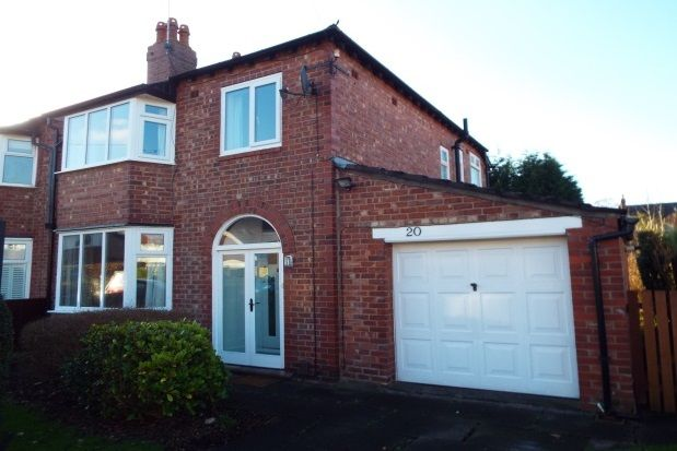 Thumbnail Property to rent in Birch Avenue, Wilmslow