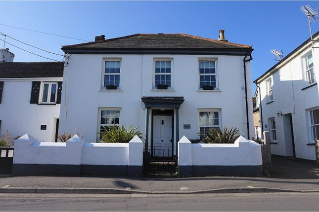 Thumbnail Semi-detached house for sale in South Street, Braunton