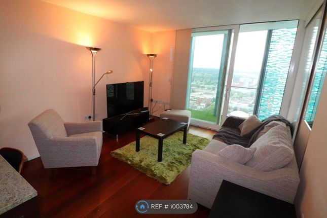 Thumbnail Flat to rent in Beetham Tower, Birmingham
