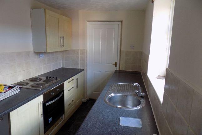Thumbnail Flat to rent in Castle Terrace, Ashington