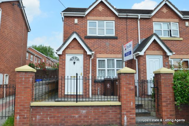 Thumbnail Semi-detached house to rent in Reedshaw Road, Manchester