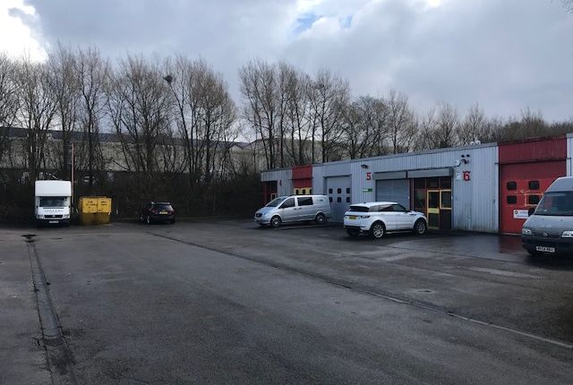 Thumbnail Industrial to let in Unit 4, Cunliffe Court, Clayton Le Moors