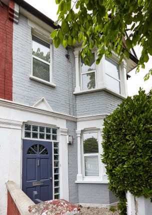 Thumbnail End terrace house for sale in Solway Road, London