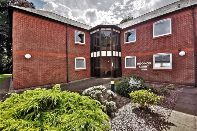 Thumbnail Flat to rent in Morris Park, Hartford, Northwich