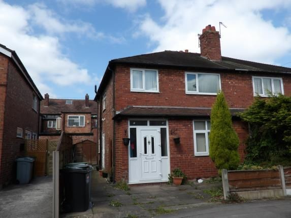Thumbnail Semi-detached house for sale in Crossfield Road, Handforth, Wilmslow, Cheshire