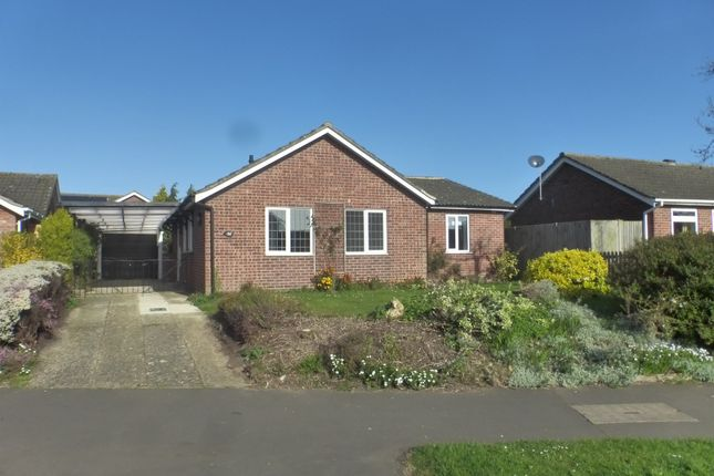 Thumbnail Detached bungalow for sale in Thieves Lane, Attleborough
