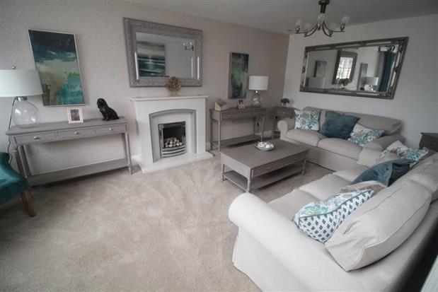Lounge of Elkstone Avenue, Barrow-In-Furness LA14