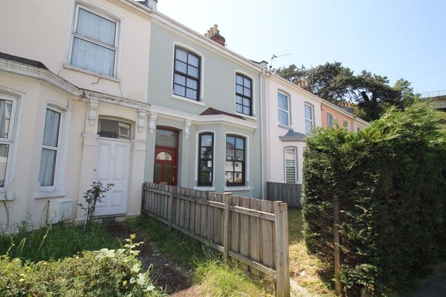 Thumbnail Property to rent in Levan Road, Plymouth, Devon