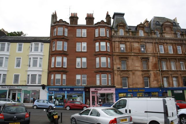 Thumbnail Flat for sale in 27 East Princes Street, Rothesay, Isle Of Bute
