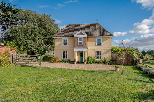 Thumbnail Detached house for sale in Church Street, Wangford, Beccles, Suffolk