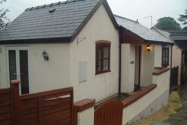 Thumbnail Detached house to rent in Caladan, 8, The Court Yard, Mount Street, Welshpool, Powys