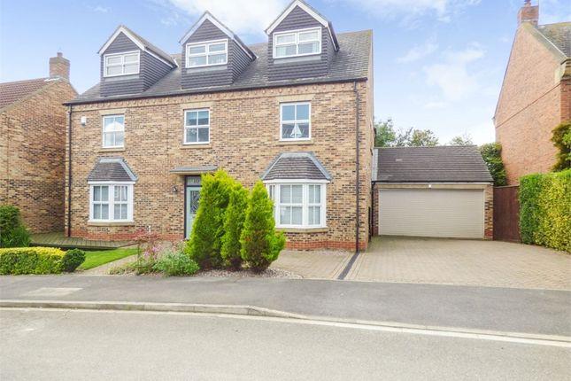 Thumbnail Detached house for sale in Poplars Lane, Carlton, Stockton-On-Tees, Durham