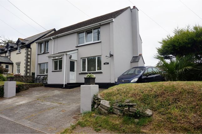 4 bed detached house for sale in Killigarth, Looe