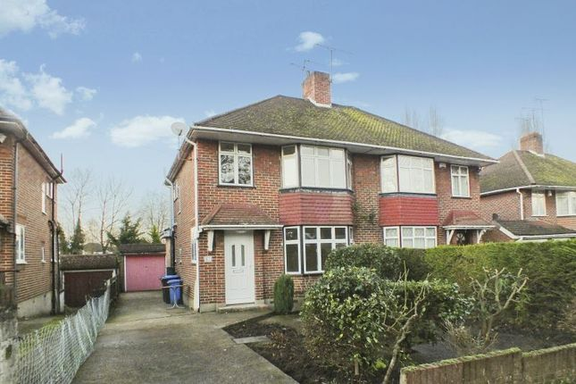 Semi-detached house to rent in Oriental Road, Woking