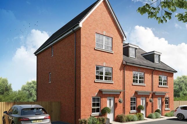 """4 bed end terrace house for sale in """"Haversham"""" at The Bache, Telford TF4"""