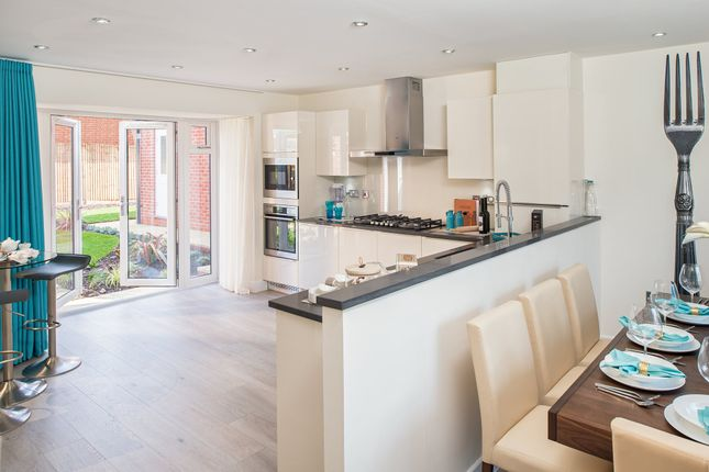 """Thumbnail Detached house for sale in """"Layton"""" at Llantrisant Road, Capel Llanilltern, Cardiff"""