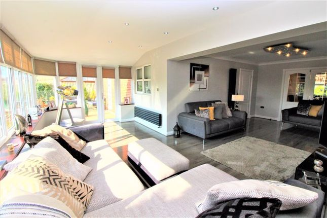 Thumbnail Detached house for sale in Green Street, Walshaw, Bury