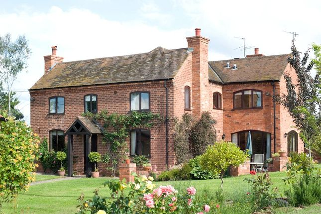 Thumbnail Detached house for sale in Lineholt, Ombersley, Worcestershire