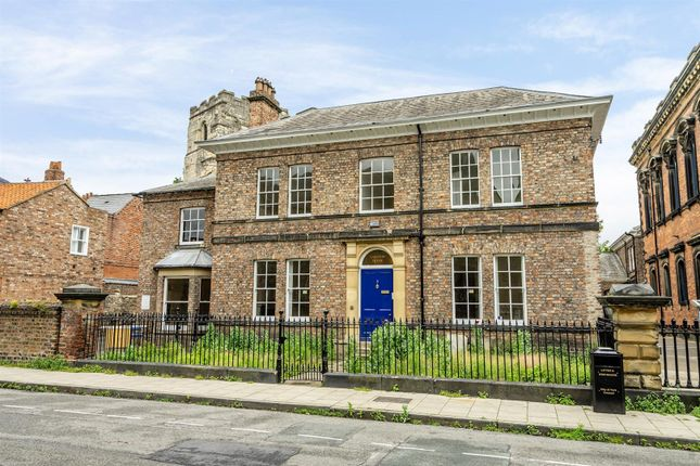 Thumbnail Detached house to rent in Priory Street, York