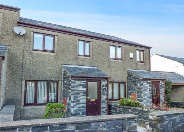 Thumbnail Terraced house for sale in Maes Y Garth, Minfordd, Portmeirion