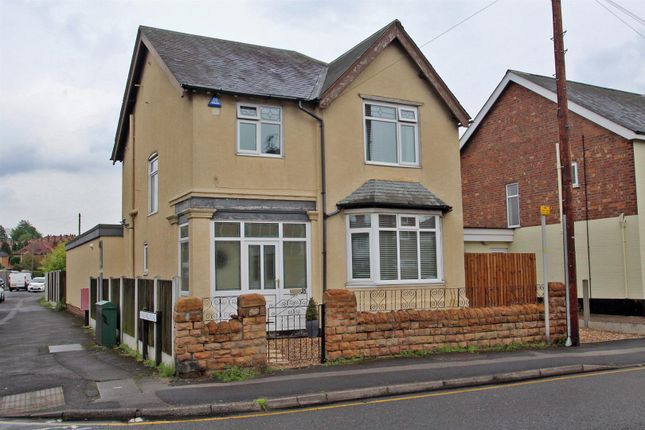 Thumbnail Detached house for sale in Arnot Hill Road, Arnold, Nottingham
