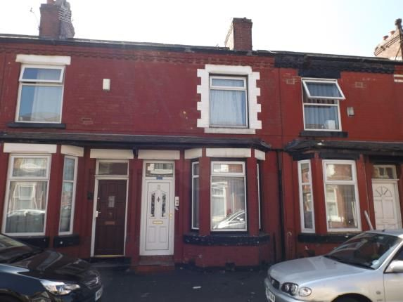 Thumbnail Terraced house for sale in Camborne Street, Rusholme, Manchester, Uk