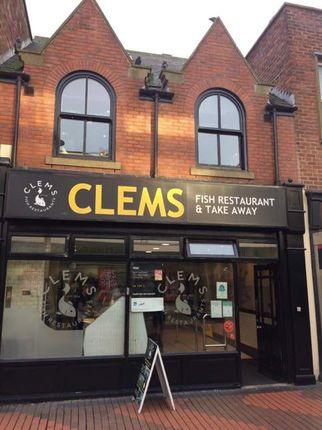 Thumbnail Restaurant/cafe for sale in 2 Maritime Terrace, Sunderland