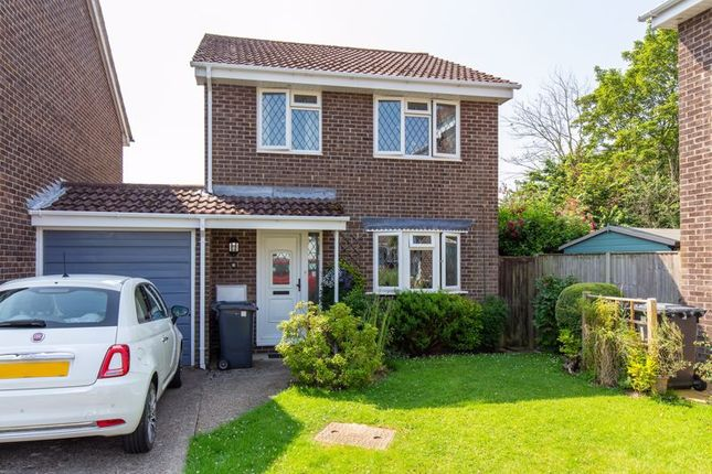 3 bed detached house for sale in Neville Gardens, Emsworth PO10