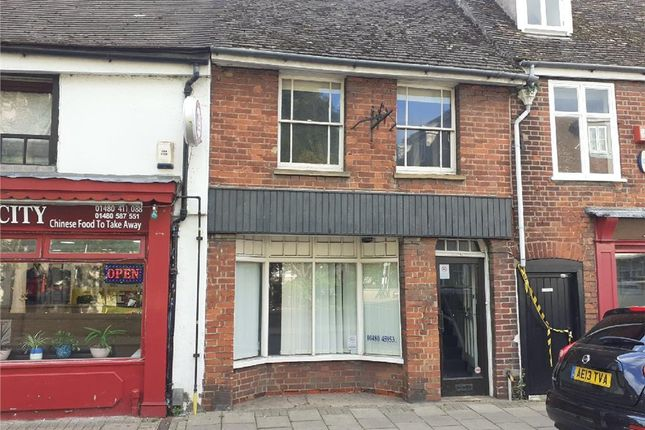 Thumbnail Office to let in 24 High Street, Huntingdon, Cambridgeshire
