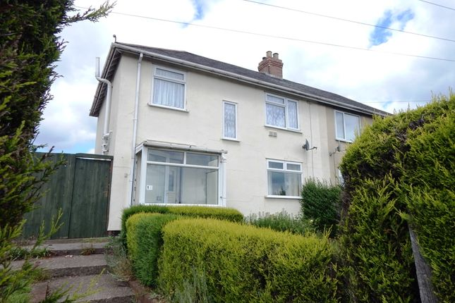 Thumbnail Semi-detached house for sale in Watling Street, Brownhills